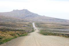 La carretera que une Stanley con MPA sigue siendo un dolor de cabeza y para los bolsillos de las Falklands