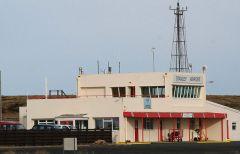 El aeropuerto de Stanley no cumple con los requisitos regulatorios necesarios