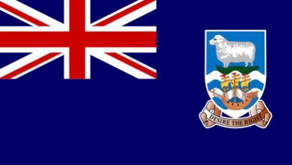 Resultado de imagen para bandera falkland islands