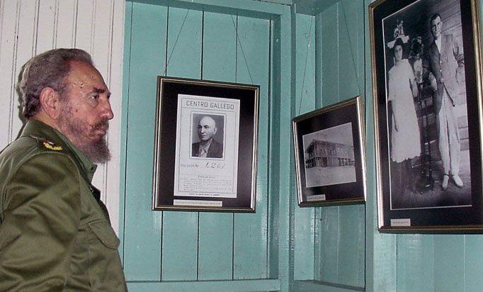 Fidel Castro agradece muestras de cariño en su cumpleaños 90