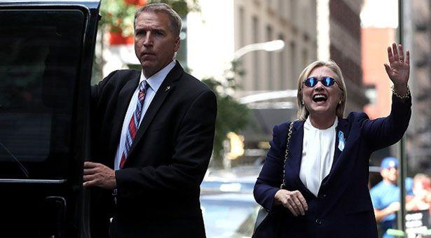Hillary retomará la campaña