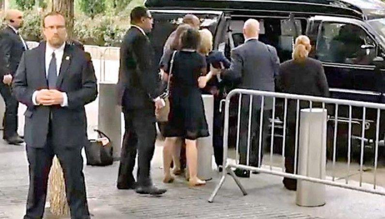 Revelarán detalles de salud de Clinton