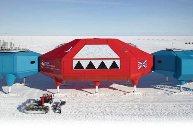Resultado de imagen para plataforma de hielo Brunt