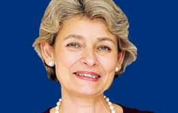Irina Bokova, Director General of UNESCO