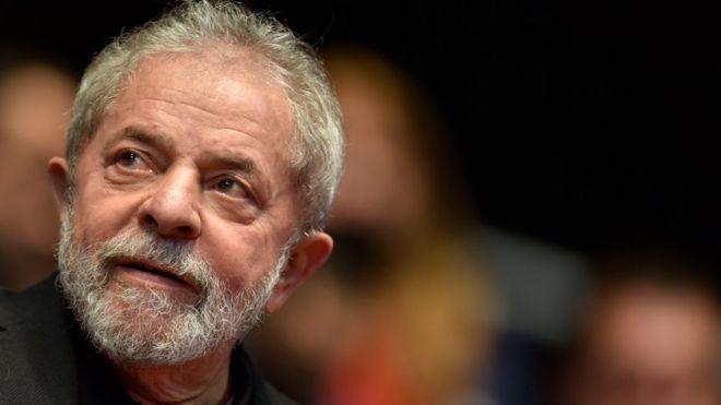 Reafirma Lula intención de ser candidato a la presidencia