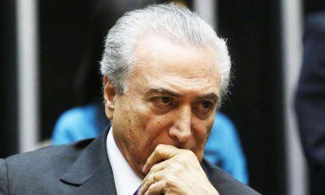 Cámara de Diputados de Brasil posterga lectura de denuncia contra Temer