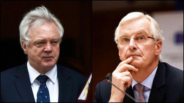 El Reino Unido y la UE iniciaron su segunda ronda de negociación