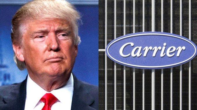 Carrier despide a empleados en EU para mudarlos a México