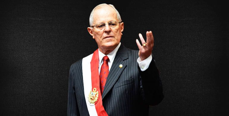 La posición de Perú hacia Venezuela cobró un giro radical desde el inicio del mandato del presidente Pedro Pablo Kuczynski en julio de 2016