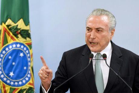 Presidente de Brasil presenta en Cámara de Diputados defensa sobre nueva denuncia