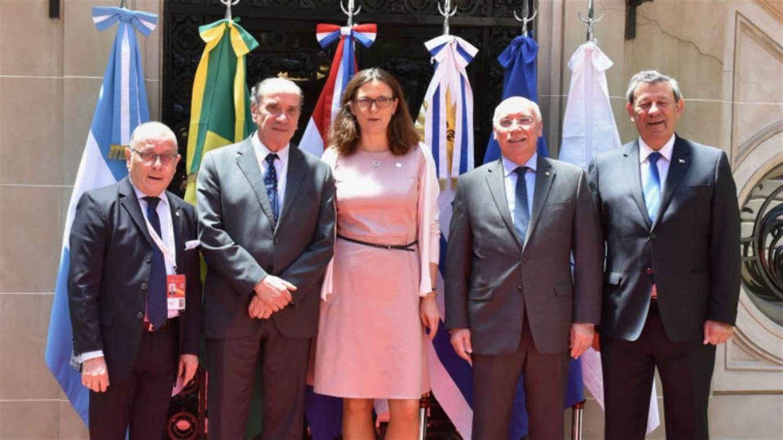 Argentina presenta ante la UE la propuesta de acuerdo con el Mercosur