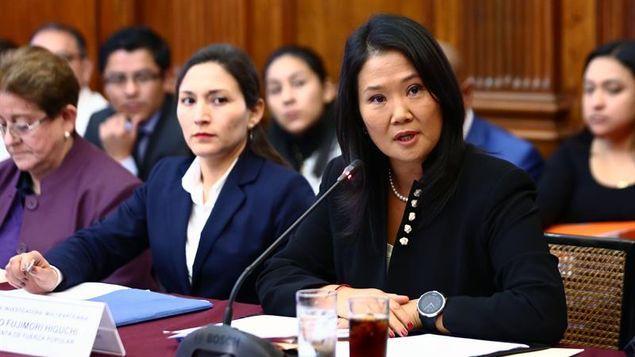 Requena: La gran perdedora del caso contra Kuczynski fue Keiko Fujimori