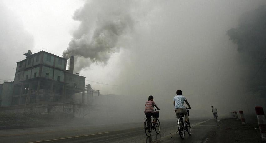 La municipalidad de Beijing, pese al smog que suele afectar a la capital, es la mejor clasificada de las 31 subdivisiones estudiadas en la primera edición del índice