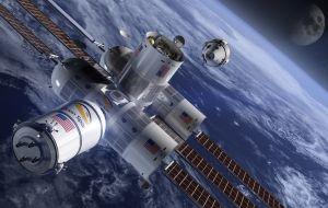 La plataforma orbitaría a 200 millas de la Tierra y ofrecería a seis huéspedes 384 amaneceres y puestas de sol, mientras viajan alrededor del planeta durante 12 días
