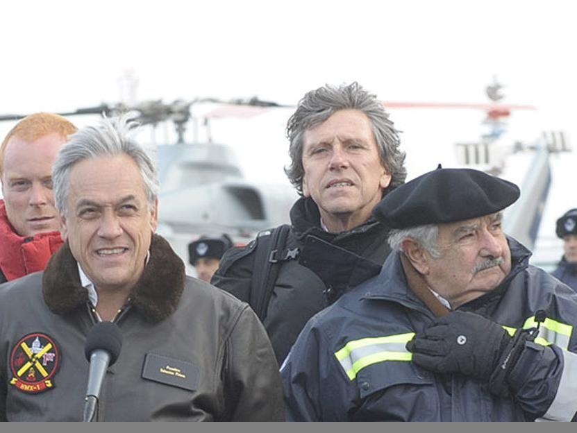 Presidente Piñera inicia primera visita oficial a Argentina cenando con Macri