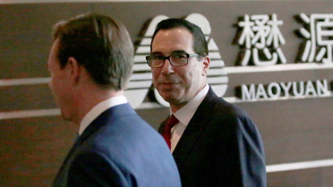 Equipo de Trump llega a China para evitar guerra comercial