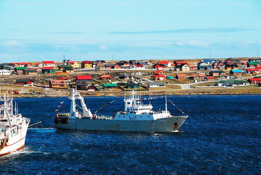 Inquietante cambio en las leyes pesqueras de las islas Malvinas