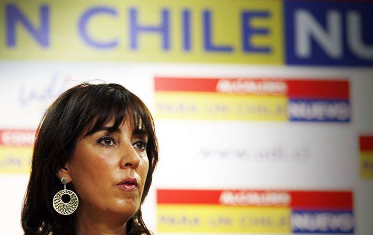 """""""Es un acuerdo que es trascendental en la promoción y el trabajo en conjunto con Argentina"""", explicó la subsecretaria de Turismo Mónica Zalaquett."""