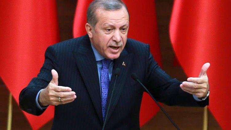 Trump duplica los aranceles al acero y aluminio procedente de Turquía