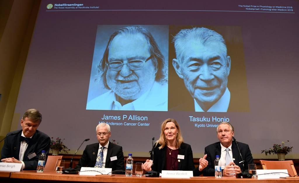 Nobel de Medicina para dos científicos que trabajan contra el cáncer