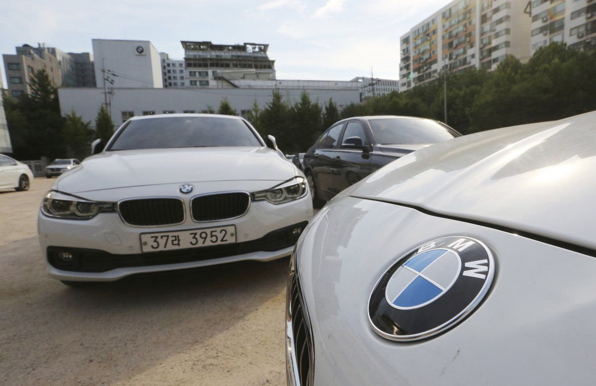 Corea del Sur demanda a BMW por poner en riesgo al consumidor
