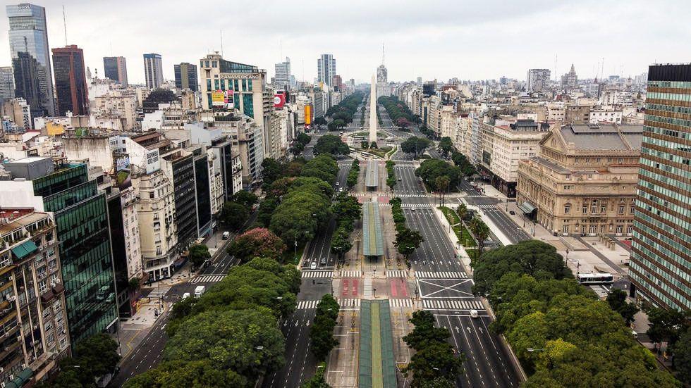 Buenos Aires extiende su cuarentena