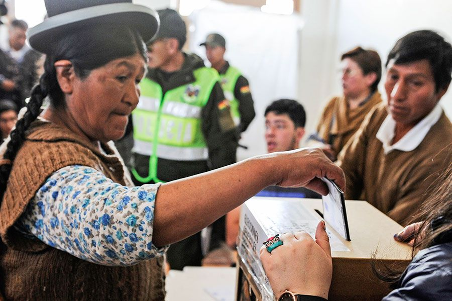 Bolivia to hold general elections on September 6 amid Covid-19 crisis