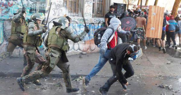 Chile: Gobierno y Carabineros rechazan informe de Amnistía sobre hechos de violencia
