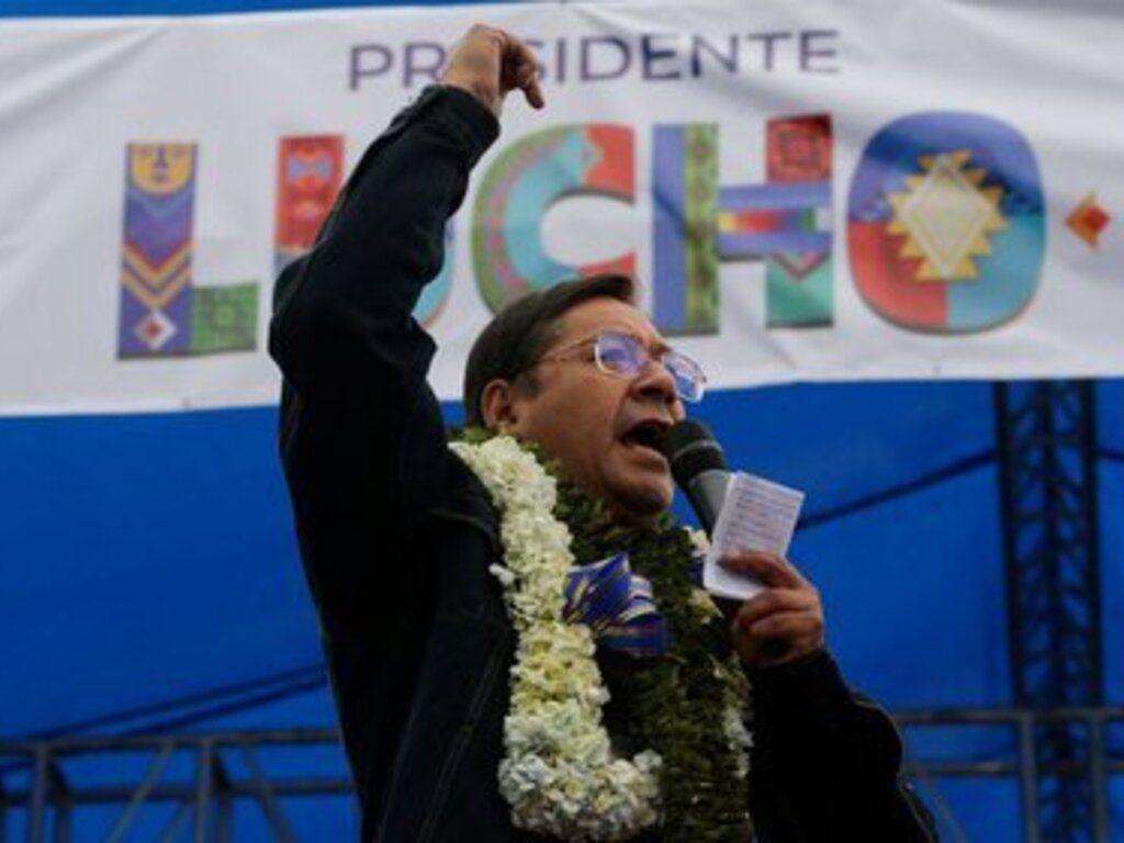Luis Arce, delfín de Evo Morales, habría ganado la elección presidencial en  Bolivia — MercoPress