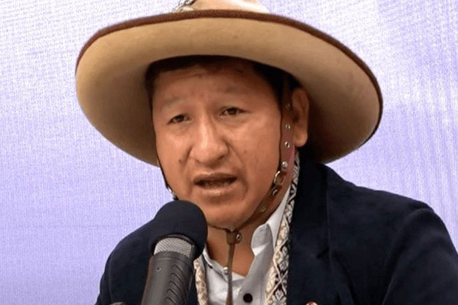 Nuevo presidente peruano nombra Primer Ministro al congresista de izquierda Guido Bellido — MercoPress